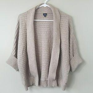 Rafaella Dolman Cardigan Sweater